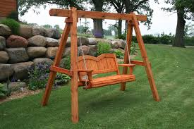 Small Picture How To Build A Patio Swing Frame Jbeedesigns Outdoor Porch