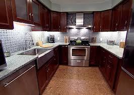 kitchen backsplash cherry cabinets black counter. Kitchen Backsplash Ideas Dark Cherry Cabinets Black Counter