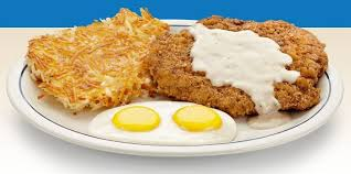 the country fried steak and eggs breakfast at ihop has 1 760 calories