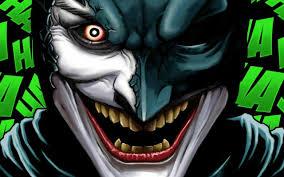 the joker dc ics artwork