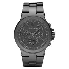men formalbeauteous michael kors watches watch shop black ion captivating michael kors mens chronograph gunmetal ion plated stainless steel watch black silver dylan stain full