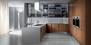 Interior Designs For Kitchens Italian Modern Design Kitchens Barrique By Ernestomeda