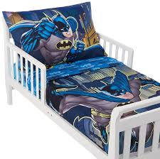 batman 4 piece toddler bedding set baby from how to choose the best stylish batman sheets