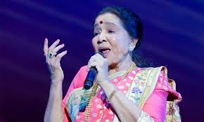 Asha Bhosle review – fevered farewell to a gracious Bollywood legend |  Music | The Guardian