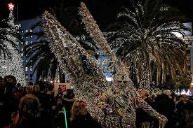 Best Christmas Celebrations In San FranciscoChristmas Tree In San Francisco