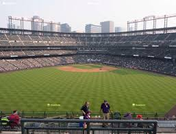 Coors Field Section 402 Seat Views Seatgeek