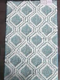 blue and white bathroom rugs blue and white trellis rug fantastic trellis bath rug blue and blue and white bathroom rugs