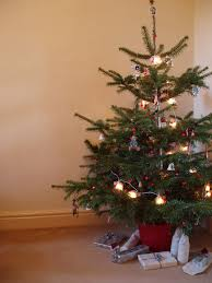 Holiday Time Christmas TreesArtificial Christmas Tree Without Lights
