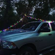 Camping Christmas Lights Christmas In August At The Campground Camping