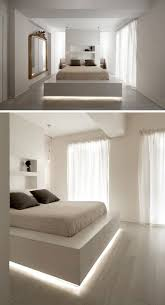 Led Lights Examples 9 Examples Of Beds With Hidden Lighting Underneath A