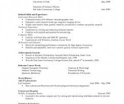 Free Fillable Resume Templates Resume For High School Graduate Builders Example Of College 82