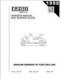 1998 ez go txt wiring diagram diagram genuine golf cart wiring diagrams direct from e z go