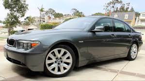 BMW Convertible 745i bmw 2003 : 2004 BMW 745i Review - YouTube