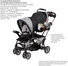 baby trend tandem review awesome
