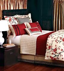 eastern accents luxury bedding collections custom bed linens collection japanese cherry blossom bedspread comforter sets
