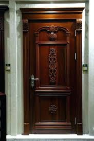 Modern Single Front Door Designs For Houses Wood Main Design Images Indian  Homes F