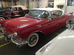 1957 Cadillac Eldorado Seville Coupe for Sale in Riverhead, NY ...