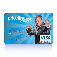 Priceline credit card application status. Visa