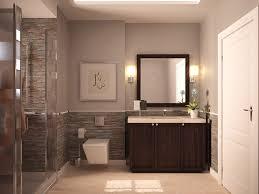 Full Size of Bathroom Color:small Bathroom Color Theme Beautiful Brown  Rectangle Modern Wood Bathroom ...