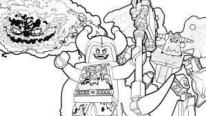 Lego Guys Coloring Pages Psubarstoolcom