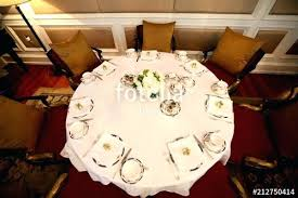 full size of how big tablecloth for 6ft round table plastic w roll high angle shot