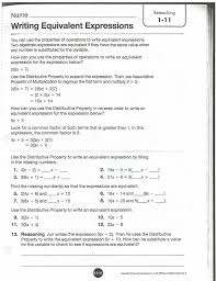 equivalent expressions worksheet 7th grade worksheets for all and share worksheets free on bonlacfoods com