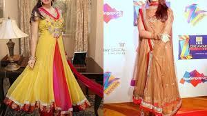 Bollywood Actress Suit Design Beautiful Bollywood Salwar Suits To Get The Celeb Look