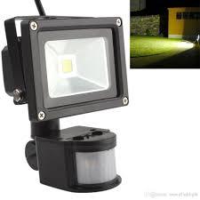 Motion Sensor Flood Light Settings 20w Pir Infrared Body Motion Sensor Led Flood Light Ac 85 265v Waterproof Landscape Lamp Garden Refletor Spotlight Floodlight Leg_846 Led Floodlight