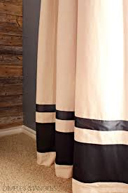 Living Room Curtain Designs Customize Ikea Curtain Panels How To Add Length And Blackout
