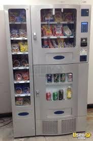 Office Deli Snack Soda Combo Vending Machine Magnificent Office Deli Snack Soda Entree Combo Vending Machines For Sale