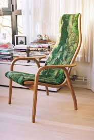 An Iconic Mid Century Chair Gets a New Look Vogue