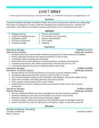 Resume Examples Jobstreet Sample Resume Template Free Examples With