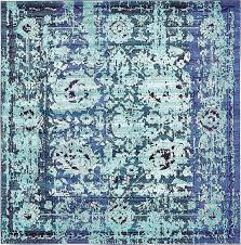blue square area rugs 8 x palazzo rug 1 0 s main