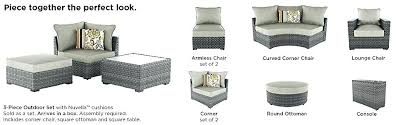 new ashley patio furniture or furniture replacement cushions replacement cushions for better homes and gardens patio furniture new furniture 71