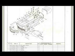 kubota l345 l345dt l345w l 345 tractor parts manual for this