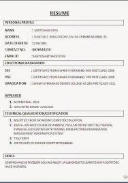 Sample Resume Format Pdf New Editing Resume Sample Template Example OfExcellent Curriculum Vitae