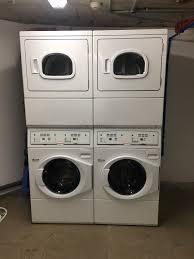 Máy giặt sấy xếp chồng dùng điện (Máy... - Máy giặt công nghiệp - Máy sấy  công nghiệp