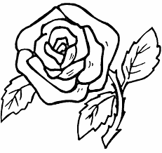 Small Picture Rose Color Coloring Coloring Pages