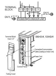 electrical specs for installing ductless mini splits hvac units lg wiring diagram