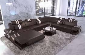 Sofa Xxl Leder Sofa Wohnlandschaft Leder Couch Design Sofa