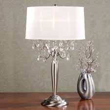 Silver Desk Lamp Lighting And Ceiling Fans