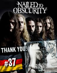 German Black Charts Nailed To Obscurity Enter The German Album Charts With