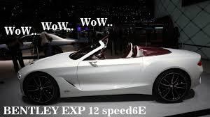 2018 bentley exp 12.  2018 2018 bentley exp 12 speed 6e concept  the luxury electric car design  exterior interior inside bentley exp 1
