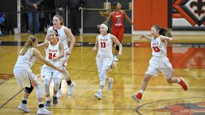 One tough cookie: Ashley DiOrio's late free throws take St. Charles East  past West Aurora - Chicago Tribune