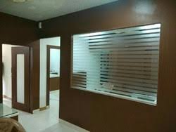 Wooden Office Partition at Best Price in India