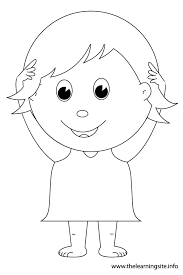 Small Picture Blank Body Coloring Page Coloring Coloring Coloring Pages