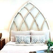 queen bed headboard ideas rustic headboards for beds