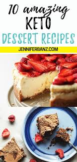 The best birthday present you can give is three tiered cake flavored keto waffle with creamy buttercream frosting. 10 Easy Keto Desserts For Any Occassion Low Carb With Jennifer