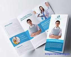 Medical Brochure Template Stunning 44 Best Medical Brochure Design Print Templates 4418 Fripin
