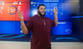 He played college football for the pittsburgh panthers and was drafted by the rams 13th overall in 2014. Aaron Donald Could Hold Out Of Training Camp